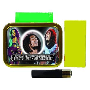 Bob Marley personalised icon gift lap tray